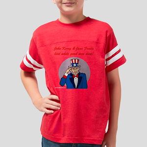 kerryliedclear Youth Football Shirt
