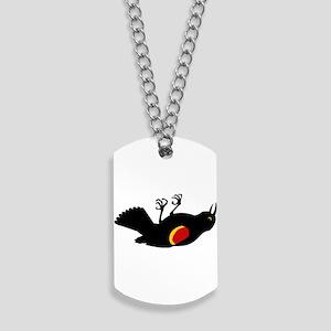 fallen-blackbird Dog Tags