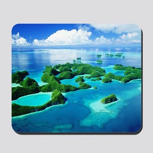 ROCK ISLANDS PALAU Mousepad