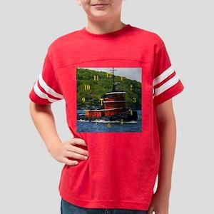(5) Sub Tug Youth Football Shirt