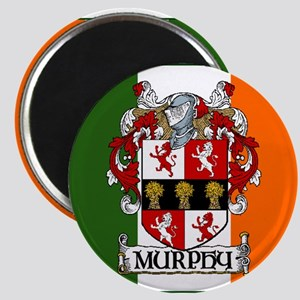 """Murphy Arms Tricolour 2.25"""" Magnet (10 pack)"""