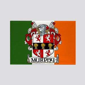 Murphy Arms Tricolour Magnets