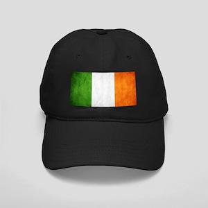 antiqued Irish flag Baseball Hat