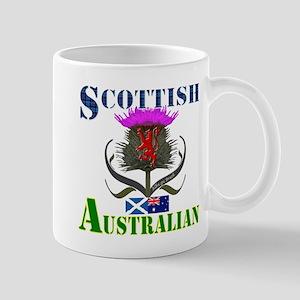 Scottish Australian Thistle Mug