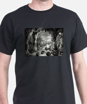 The Enchanted cave - 1867 T-Shirt