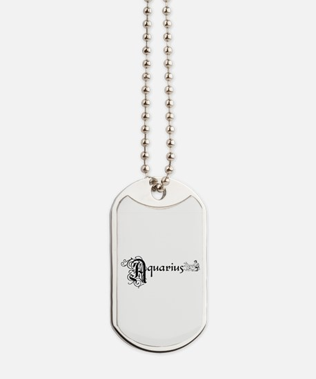 gothic-zodiac-aquarius.gif Dog Tags