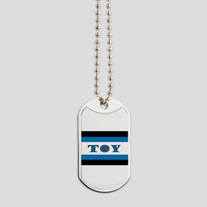 toy Dog Tags