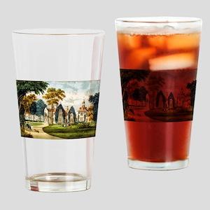Sunnyside--on the Hudson - 1907 Drinking Glass