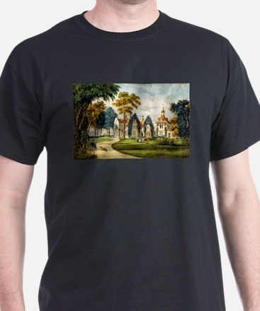 Sunnyside--on the Hudson - 1907 T-Shirt