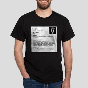 Lacrosse Midde Definition T-Shirt