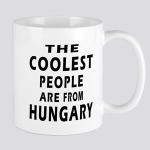 The Coolest Hungary Designs Mug