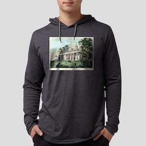 The home of Washington, Mount Vernon, VA - 1872 Me
