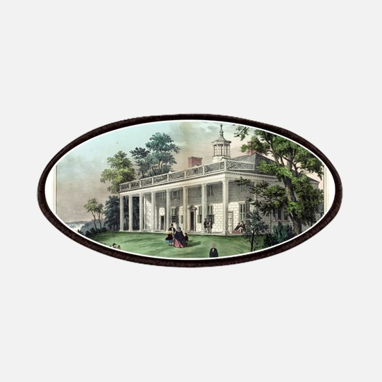 The home of Washington, Mount Vernon, VA - 1872 Pa