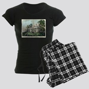 The home of Washington, Mount Vernon, VA - 1872 Wo
