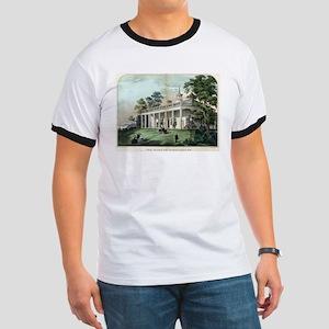 The home of Washington, Mount Vernon, VA - 1872 Ri