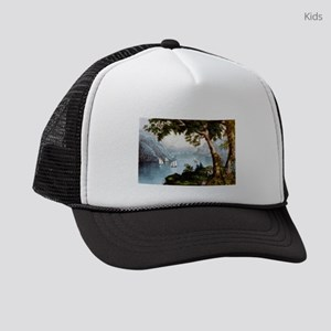 The Hudson highlands - 1871 Kids Trucker hat