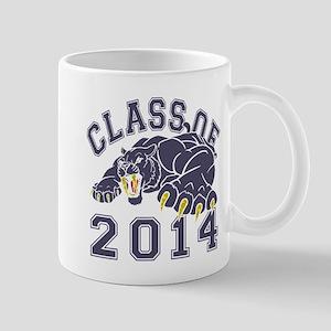 Class Of 2014 Saber-Tooth Tiger Mug