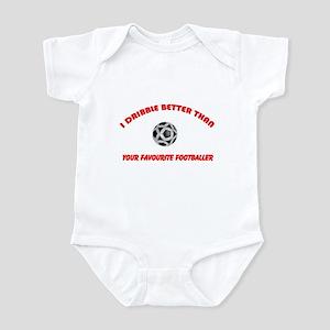 Infant Bodysuit (red)