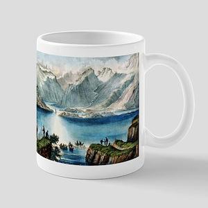 The killeries--Connemara - 1907 11 oz Ceramic Mug