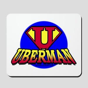 UberMan Mousepad