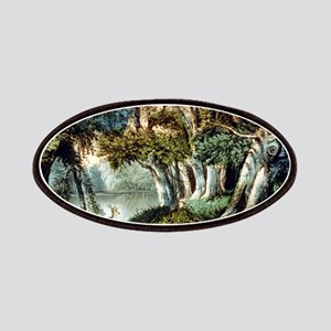 The lake in the woods - 1907 Patch