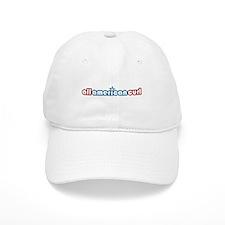 All American Curl Cap