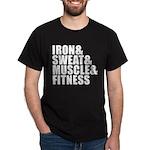 Iron and sweat T-Shirt