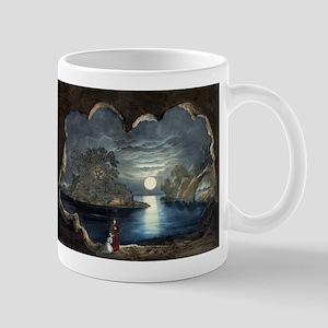 The magic lake - 1856 11 oz Ceramic Mug