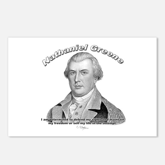 Nathaniel Greene 01 Postcards (Package of 8)