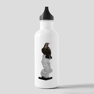 Raven on Pallas Athena Bust Edgar Allen Poe Poem W