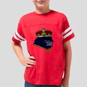 BLING KONG Youth Football Shirt