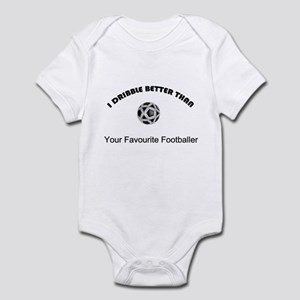 Infant Bodysuit (black)