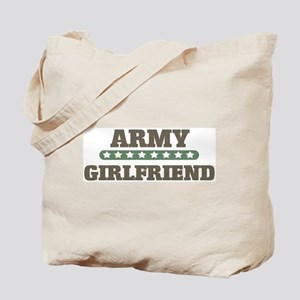 Army Stars Girlfriend Tote Bag