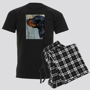 Painted Gordon Setter Pajamas