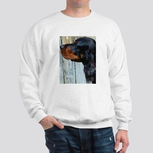 Painted Gordon Setter Sweatshirt