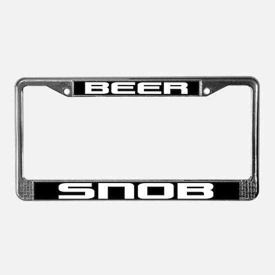 Beer Lover License Plate Frames | CafePress