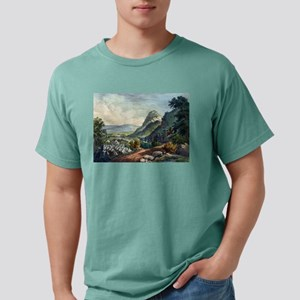 The valley of the Shenandoah - 1864 Mens Comfort C