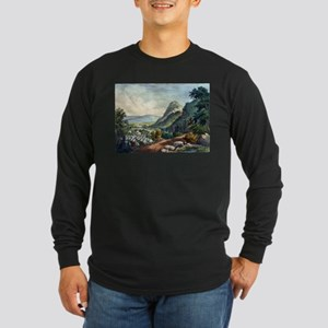The valley of the Shenandoah - 1864 Long Sleeve Da