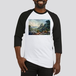The valley of the Shenandoah - 1864 Baseball Tee