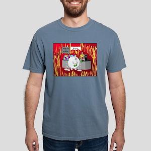 Snowball Mens Comfort Colors Shirt