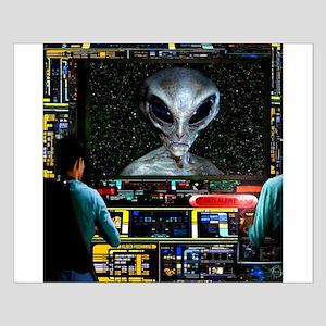 Alien Poster Design
