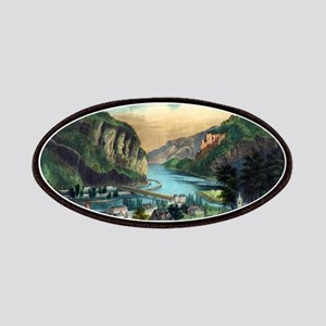 View of Harpers Ferry, Va. - 1907 Patch