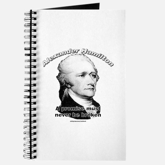 Alexander Hamilton 01 Journal