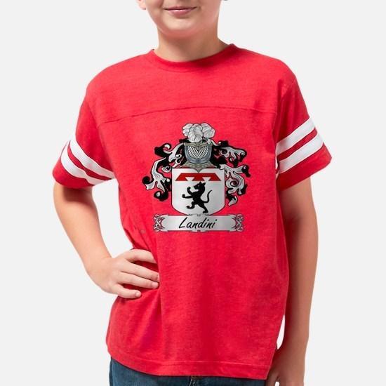 Landini Family Youth Football Shirt