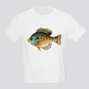Bluegill Bream Fishing Kids T-Shirt
