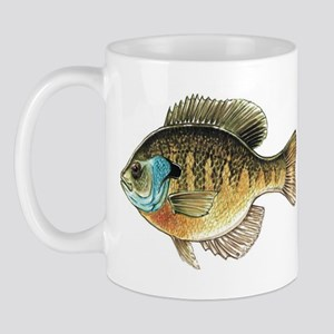 Bluegill Bream Fishing Mug