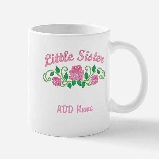 Personalized Sisters Mug