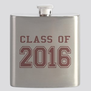 Class of 2016 Flask
