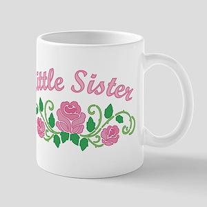 Little Sister Roses Mug
