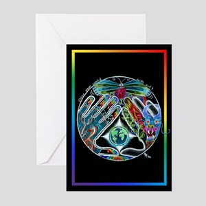 10 - Five Elements - 3 Sizes - Stationery Cards